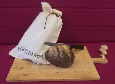 Broodzak - 'Brood nodig'
