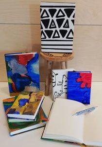 Notitieboek 'Kunstkaft'