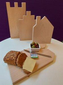 Plankjes - 'Brood op het dak'
